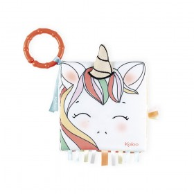 Activity Book The Happy Unicorn Kaloo