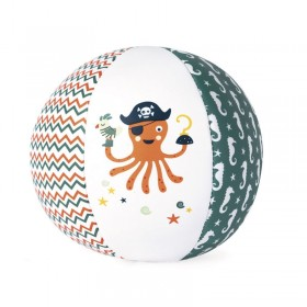 "Soft Ball ""Pirate Octopus"" Kaloo"