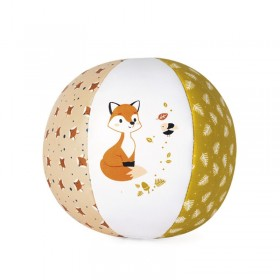 "Soft Ball ""Curious Fox"" Kaloo"