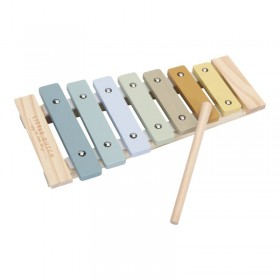 Xylophone Blue Little Dutch