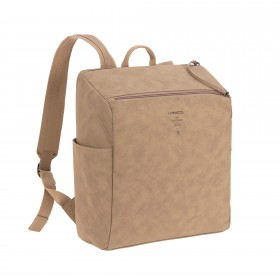 Diaper Backpack Tender Camel Lässig