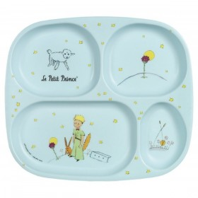 Compartment Plate Little Prince Petit Jour