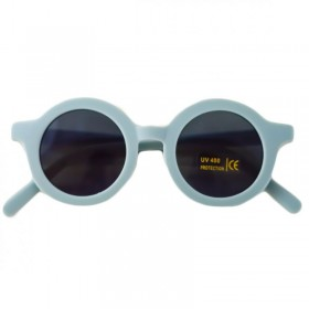 "Sustainable Sunglasses ""Light Blue"" Grech & Co."