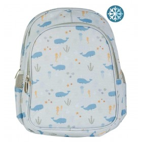 Insulated Backpack Ocean A Little Lovely Company