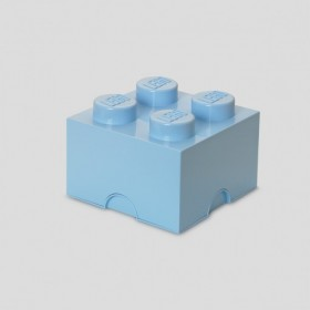 LEGO Storage Brick (4) Blue